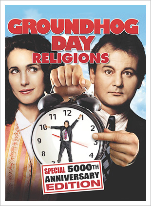 Groundhog Day religions