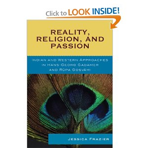 Reality, Religion, and Passion Cover